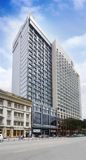 Khách sạn Liberty Central Sài Gòn Riverside