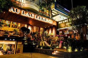 Khách sạn Âu Lạc Legend