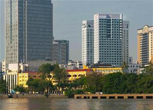 Khách sạn Sheraton Saigon Hotel & Towers