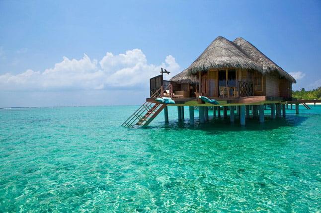 Kinh nghiệm du lịch Maldives