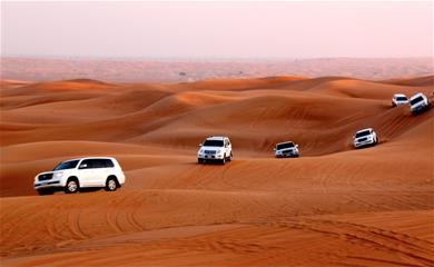Dubai - Abu Dhabi - KS 4* (Tour Mua Ngay - Giá đã giảm 4,000,000đ/Khách, Tặng vé vườn hoa Miracle)