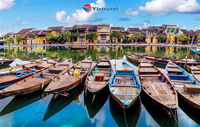 Đà Nẵng - Bà Nà - Hội An - Huế Khách sạn 5*
