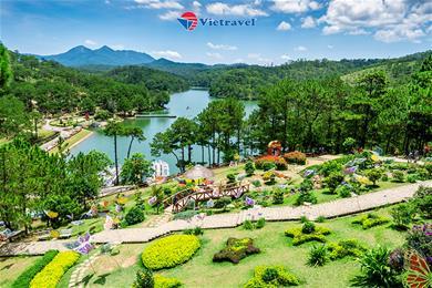 Liên tuyến: Nha Trang - Đà Lạt - Thác Datanla - Nông trại cún yêu Puppy Farm - Bay Vietjet - Khách sạn 3-4*