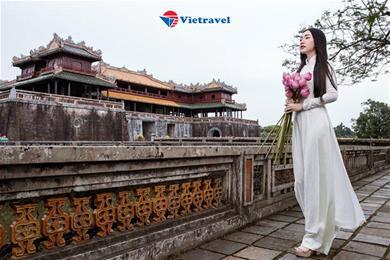 Huế - La Vang - 2 Động Phong Nha & Thiên Đường - Bà Nà - Cầu Vàng - Hội An - Đà Nẵng (Khách sạn 4* trọn tour)