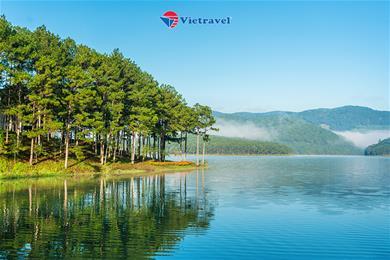 Long Xuyên - Đà Lạt: Thác Damb'ri - Langbiang - Làng Hoa Vạn Thành- Đường Hầm Điêu Khắc - Khu Vườn Cổ Tích Fairytale Land