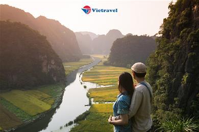 Ninh Bình : Chùa Bái Đính – Khu du lịch sinh thái Tràng An - Lễ Hội Xuân 2021