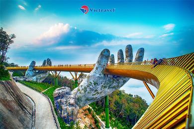LỄ 30/04&01/05: Đà Nẵng - Sơn Trà - Hội An - Bà Nà - Khách sạn 4*