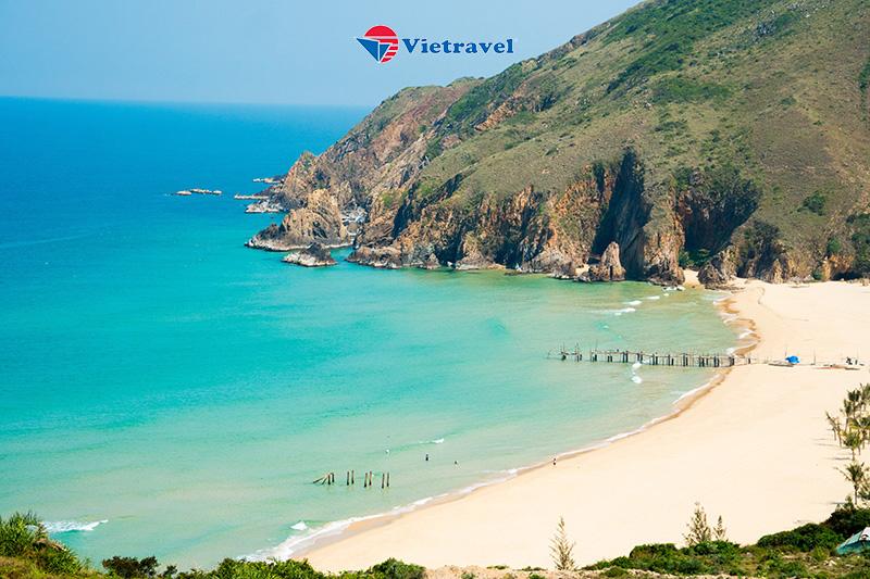 Phú Yên - Quy Nhơn (Khách Sạn 3*. Bay Vietnam Airlines) - Lễ 30/4
