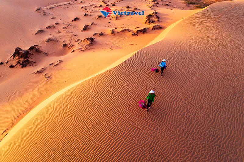 Mũi Né- Phan Thiết: Lâu Đài Rượu Vang- Bùn Khoáng- Bàu Trắng- Nghỉ dưỡng resort 4 sao