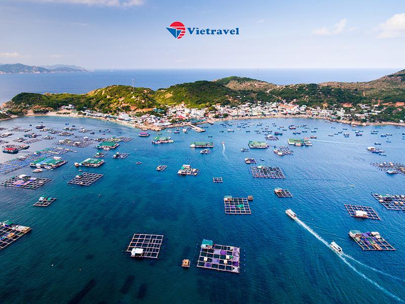 Ninh Chữ: Đảo Bình Hưng– Tháp Poklong Giarai- Vườn nho Ba Mọi  - Resort 4 sao