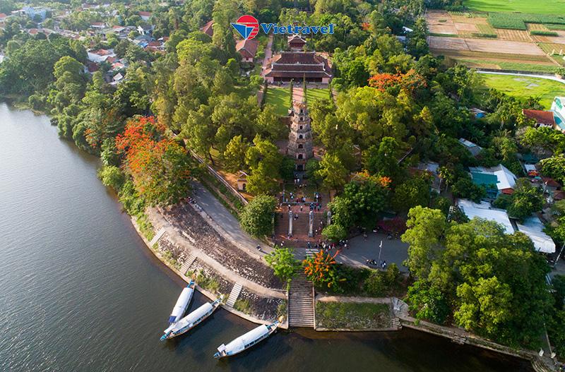 Huế - Đà Nẵng - Hội An - Quy Nhơn - Huế
