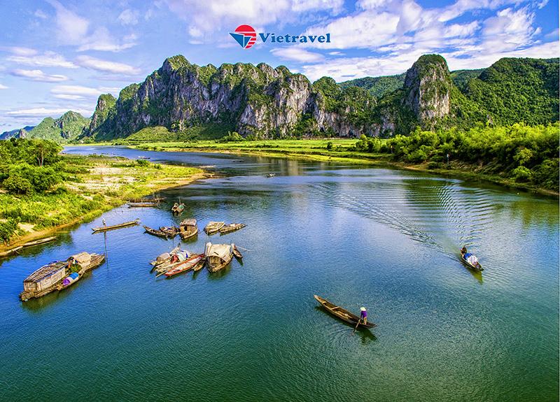 Huế - Quảng Trị - Quảng Bình - Vinh - Huế