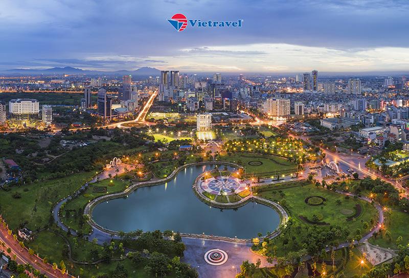 Hà Nội - Lạng Sơn - Ninh Bình - Vinh - Hà Nội