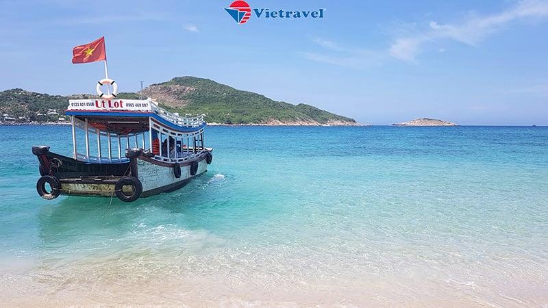 Ninh Chữ - Đảo Tôm Hùm Bình Hưng - Đồng Cừu Suối Tiên - Thưởng thức 1 bữa ăn hải sản (Resort tương đương 4 sao)  - Việt Nam Dưới Cánh Chim Bay