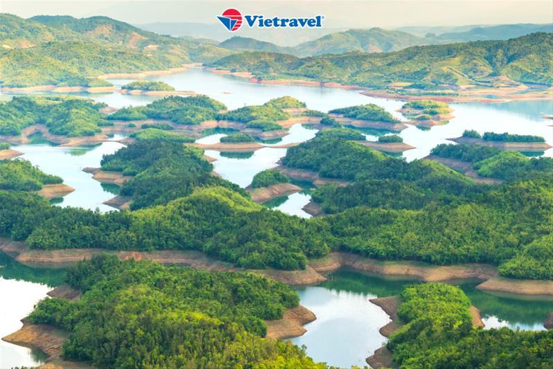 Bảo Lộc - Madagui - Tuyệt Tác Hồ Tà Đùng - Nghỉ dưỡng Doi Dep Tea Resort 4*