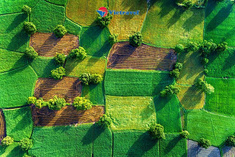Miền Tây - Châu Đốc - Rừng Tràm Trà Sư - Hà Tiên - Rạch Giá - Cần Thơ (Khách sạn 2*& 3*) - Việt Nam Dưới Cánh Chim Bay