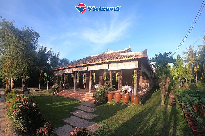 Miền Tây - Vĩnh Long - Trải nghiệm Homestay Út Trinh - Làng Gốm Mang Thít