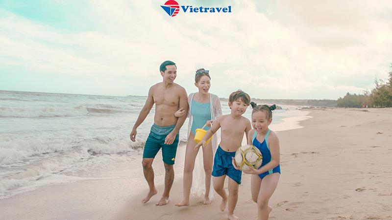 Vũng Tàu - Biển Hồ Cốc - Suối nước nóng Bình Châu (Tour Giá Sốc)