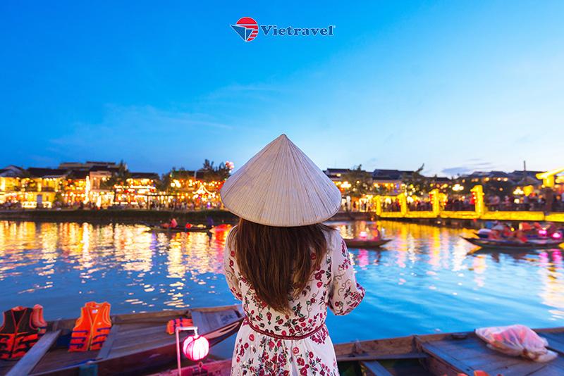 Đà Nẵng - Bà Nà - Cầu Vàng - Sơn Trà - Hội An - La Vang - Động Phong Nha - Huế (Khách sạn 4*. Bay Vietjet Air) - Lễ 30/04
