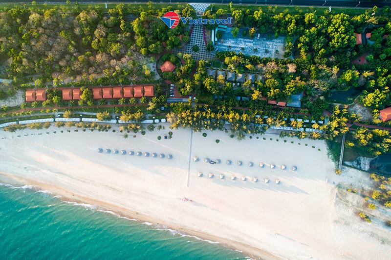 Vũng Tàu - Suối nước nóng Bình Châu - Nghỉ dưỡng tại Ho Coc Beach Resort (Tour tiêu chuẩn)
