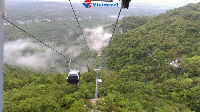 Đồng Nai - Núi Chứa Chan - Hành hương đầu năm - hòa cùng thiên nhiên