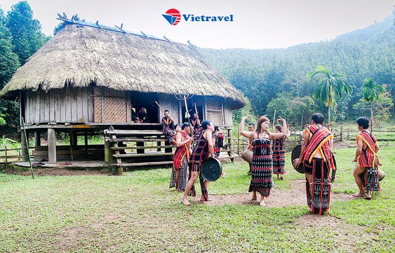 Buôn Ma Thuột - Hồ Lắk - Buôn Kôtam - Bảo Tàng Thế Giới Cà Phê (Khách sạn 5*. Tour Tiết Kiệm)