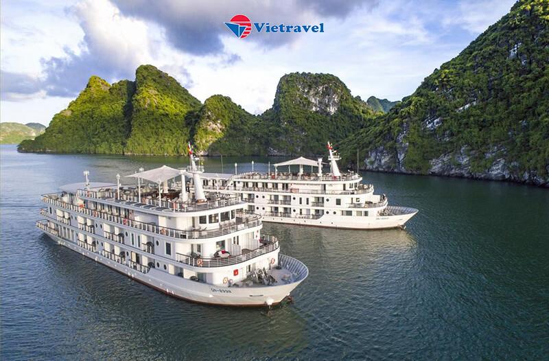 Cần Thơ - Hà Nội - Hạ Long -Động Thiên Cung - Chùa Bái Đính -Tràng An (Khách sạn 3 sao)