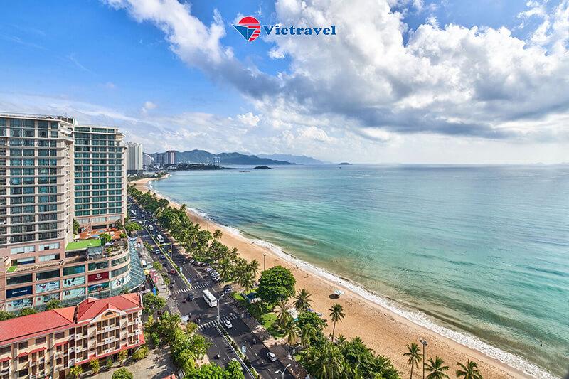 Liên tuyến: Đà Lạt - Nha Trang - Quê Garden - Thác Datanla - Cà Phê Mê Linh - Hòn Lao Đảo Khỉ - Bay Vietnam Airlines - Khách sạn 4-5*