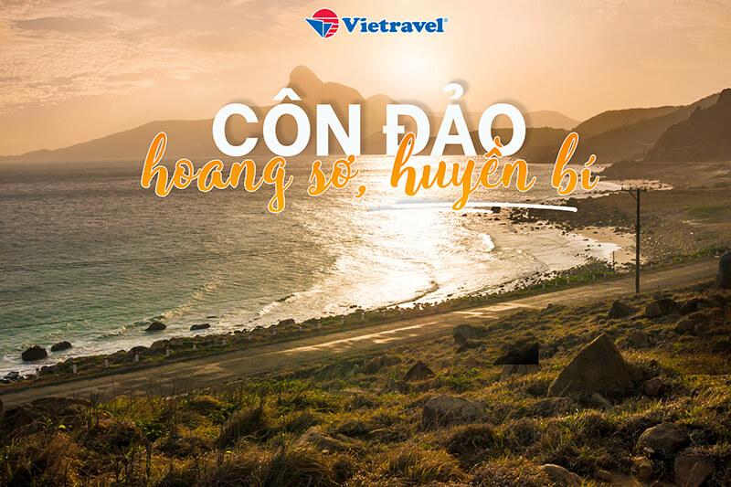 Long Xuyên - Côn Đảo - Thiên Đường của Biển KS 2 Sao