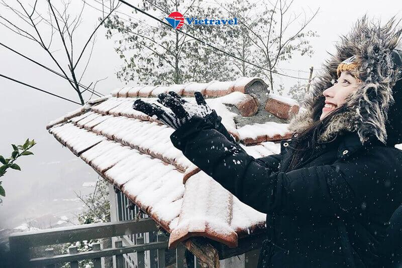 Hà Nội - Lào Cai - Sapa - Chinh phục nóc nhà Đông Dương Fansipan - Yên Tử - Hạ Long - Bái Đính - Tràng An (Tour Tiêu Chuẩn) - Mùng 3 Tết)