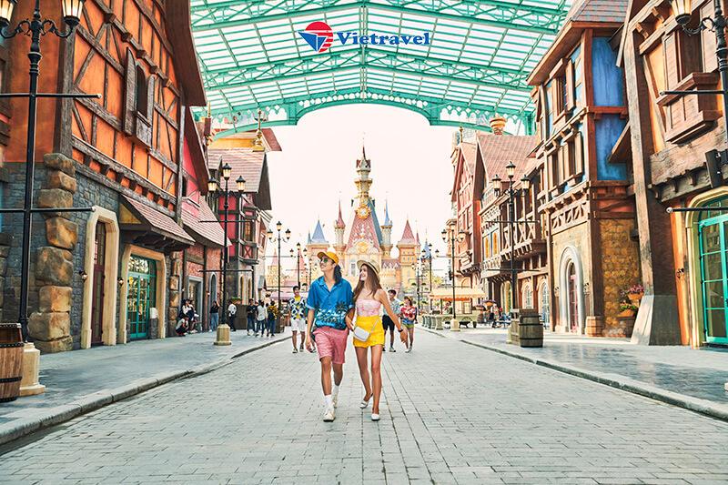 Vinpearl Phú Quốc: Thỏa Thích Vui Chơi Tại Vinwonders & Safari (bay cùng Vietjet Airlines) - Lễ 30/04