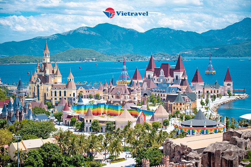 Nha Trang (Nghỉ dưỡng Vinpearl Resort 5*. Khu Building. Thỏa Thích Vui Chơi Tại Vinwonders )