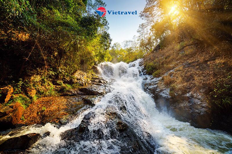 Đà Lạt - Cà Phê Mê Linh - Thác Datanla - Hồ Tuyền Lâm - Khách sạn 3* - Hàng không Vietnam Airlines