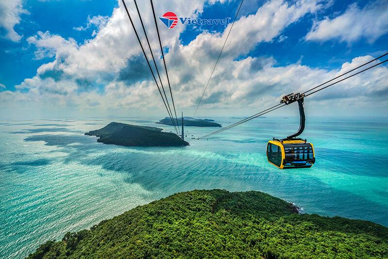 Phú Quốc - Trải Nghiệm Cáp Treo Hòn Thơm - Vinpearl Oasis Resort - Thỏa Thích Vui Chơi Tại Vinwonders & Safari (Bay cùng Vietavel Airlines)