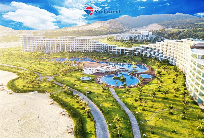 Phú Yên - Quy Nhơn ( Nghỉ dưỡng FLC Luxury 5sao. Tour Tiêu Chuẩn)