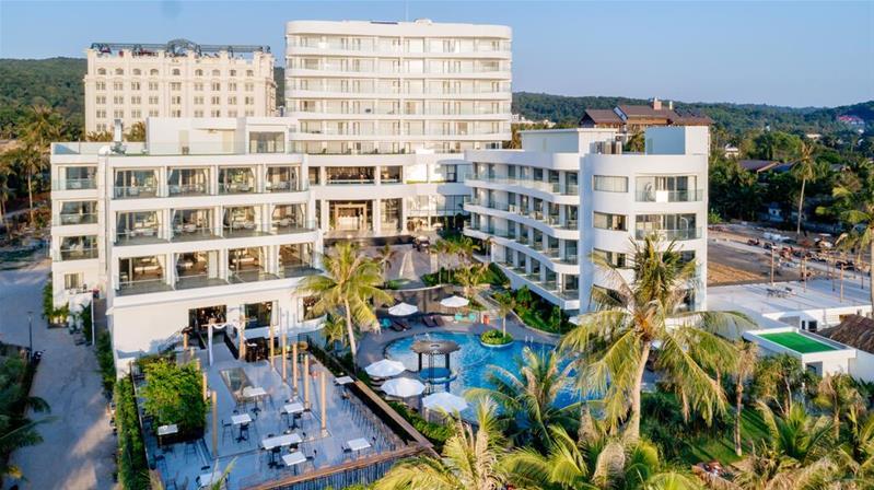 Combo 3N2Đ Sunset Beach Resort & Spa Phú Quốc 4*: Vé máy bay khứ hồi + Phòng Tiêu Chuẩn + Ăn sáng