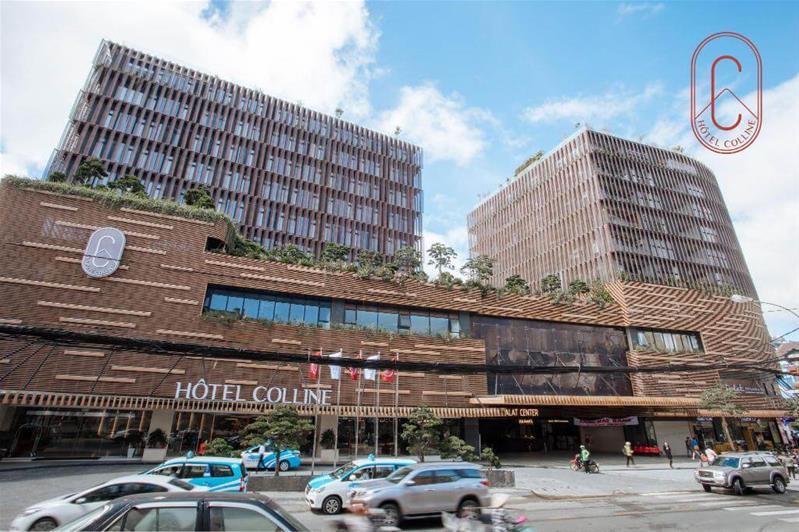 Combo 3N2Đ Hôtel Colline Đà Lạt 4 sao: Xe Limousine + Phòng Superior + Ăn Sáng