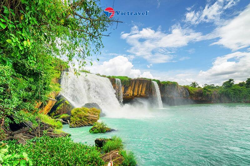 Buôn Ma Thuột - Thác Dray Nur - KDL Sinh Thái KoTam - Bảo Tàng Thế Giới Cà Phê (Khách sạn 5*. Tour Giá Sốc)