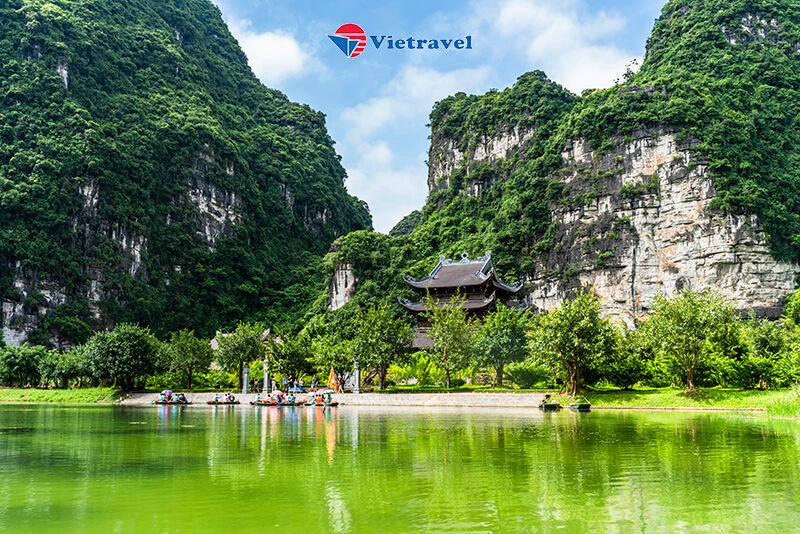 Hà Nội - Bái Đính - Tràng An - Hạ Long - Yên Tử (Khách Sạn 3 Sao)