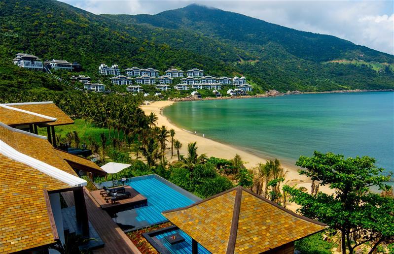 Đà Nẵng - Bà Nà - Chương trình nghỉ dưỡng tại Intercontinental Sun Peninsula Cao Cấp 5 Sao Quốc Tế - Bay cùng hàng không Vietnam Airlines hạng Thương Gia