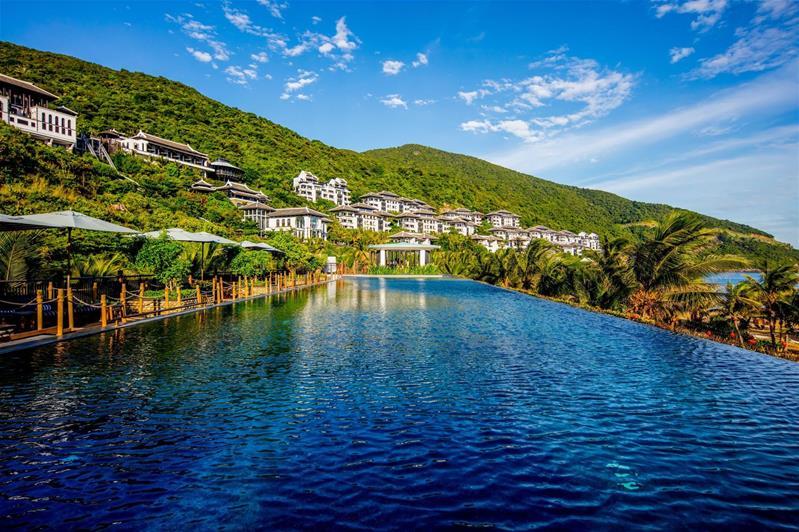 Đà Nẵng - Bà Nà - Chương trình nghỉ dưỡng tại Intercontinental Sun Peninsula Cao Cấp 5 Sao Quốc Tế - Bay cùng hàng không Vietravel Airlines