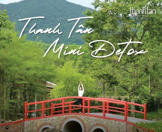 Huế - Trải Nghiệm Alba Thanh Tân Resort - Nghỉ dưỡng và thanh lọc cơ thể