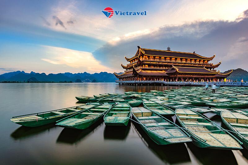 Thánh địa La Vang - Động Thiên Đường - Thành cổ Vinh - Tràng An - Ninh Bình - Hà Nam