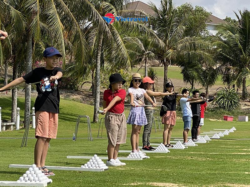 Phan Thiết - Mũi Né - Bàu Trắng - Trải Nghiệm Đánh Golf - Vườn Thanh Long (Resort tương đương 4*)