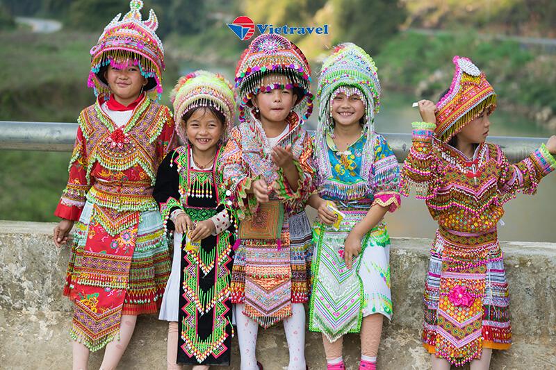 Bay Cùng Vietravel Airlines: Hà Nội - Sapa - Bản Cát Cát - Fansipan (Tặng vé tàu hỏa Mường Hoa) - Lễ 30/4
