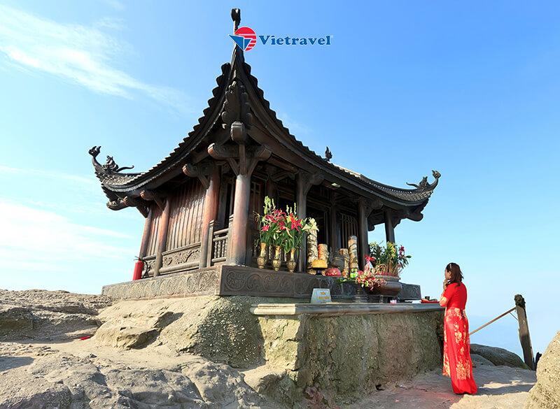 Bay Cùng Vietravel Airlines: Hà Nội - Bái Đính - Tràng An - Hạ Long - Yên Tử (Khách Sạn 3 Sao) - Lễ 30/4