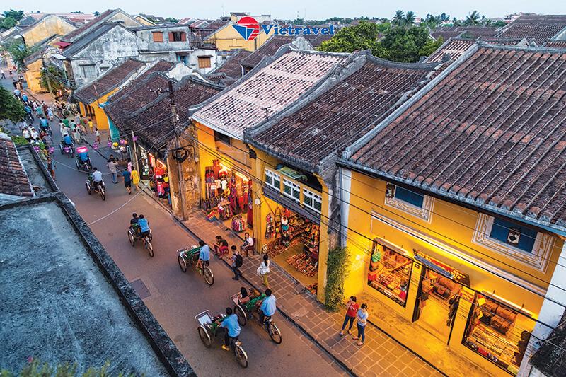 Đà Nẵng - Bà Nà - Hội An - Khách sạn 4* - bay cùng Vietravel Airlines