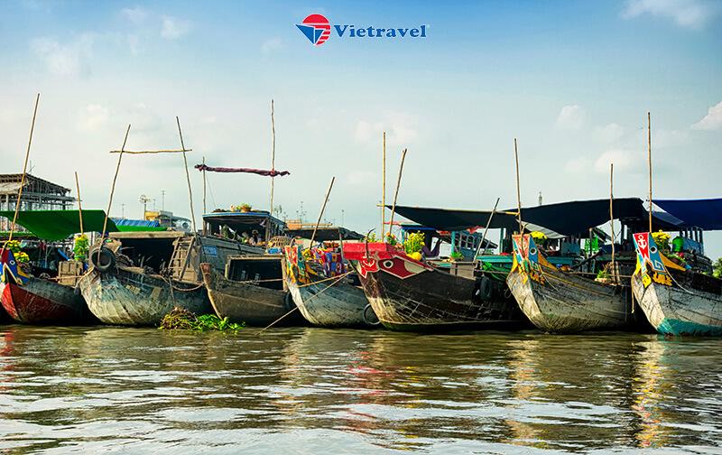 Đi dọc Việt Nam: TP.HCM - Cần Thơ - Sóc Trăng - Bạc Liêu - Cà Mau