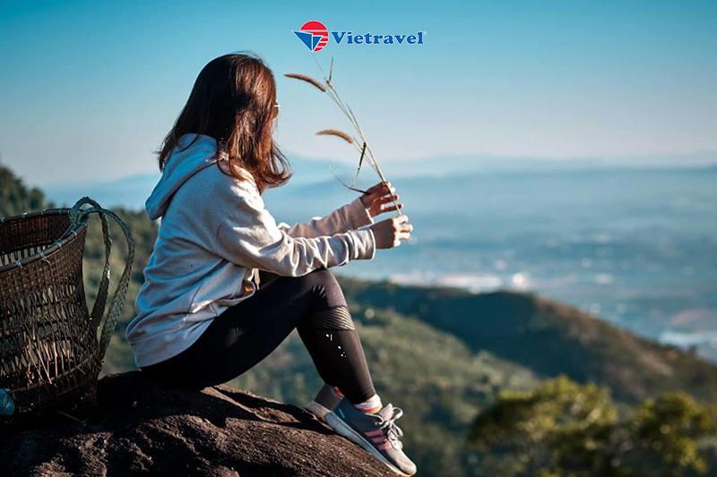 Bảo Lộc - Trekking Đại Bình Săn Mây - Vượt Thác Thử Thách Bản Thân