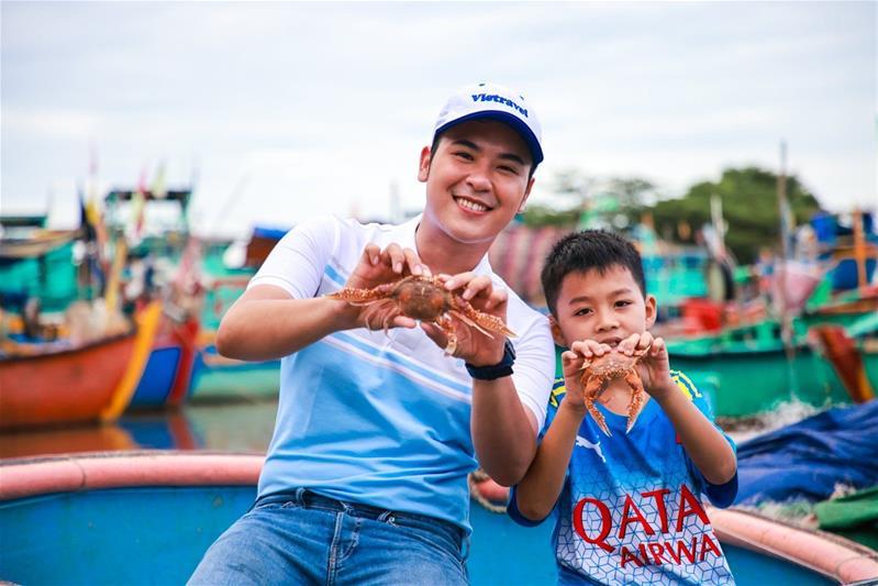 Chương trình du lịch dã Ngoại tại KDL Sa Huỳnh